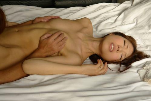 【三次】アニメ声可愛い24歳の若奥様が旦那以外の男とセクロスしちゃっているエロ画像・39枚目