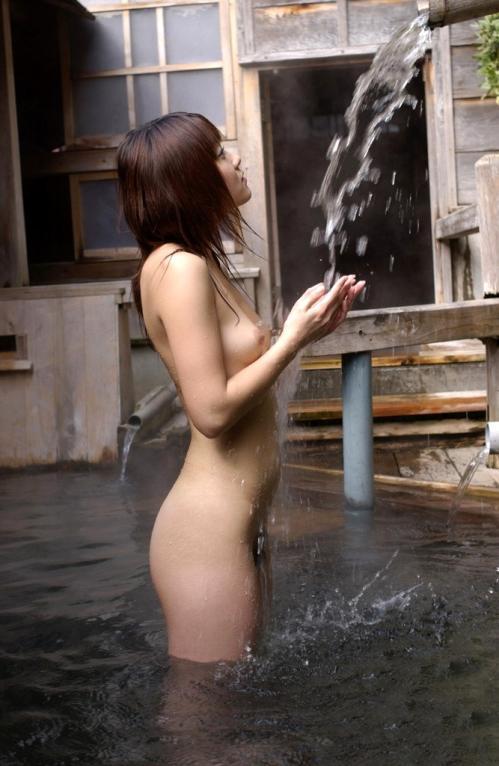【三次】お風呂に入っている女の子のエロ画像part2・11枚目