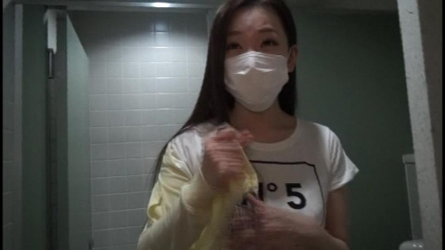 【三次】新大久保で韓国人の女の子ヨンヒちゃん(23)をナンパしてイラマ・目隠し・玩具責めなどスケベなM女になるまで調教SEXしたハメ撮りエロ画像・29枚目
