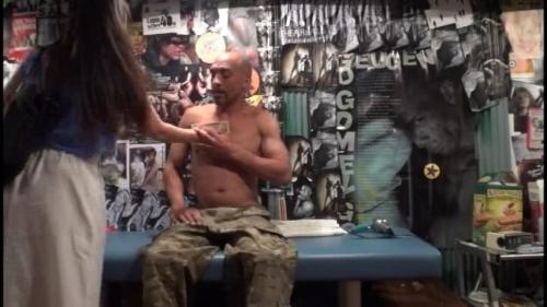 【三次】元日本ボクシングチャンプの雄二ゴメスがマッサージ師に!訪れた3人の人妻達を28cmの野獣チ●ポで完全KOした人妻調教エロ画像・42枚目