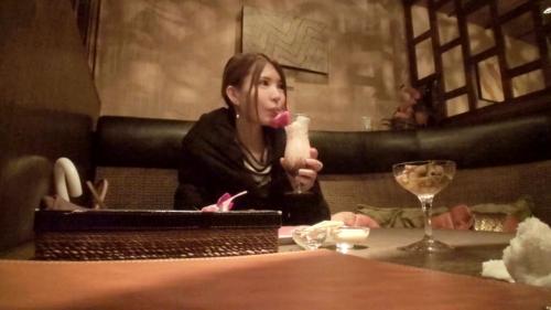 【三次】Eカップの美人お姉さん(22)をナンパして酒飲ませてほろ酔い気分にさせたところでハメ撮り&種付け中出ししたエロ画像・1枚目
