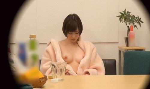 【三次】撮影中の水分補給は全て酒!鈴村あいりちゃんがほろ酔いエロエロモードになって濃厚セックスしちゃってるエロ画像・14枚目