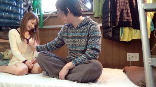 【三次】小柄ボディにDカップ巨乳な女の子が広島から上京してAV出演!素人男性宅などに派遣されて東京チンポでしっかりハメられたエロ画像・11枚目