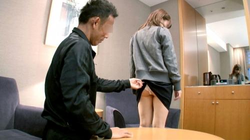 【三次】小柄ボディにDカップ巨乳な女の子が広島から上京してAV出演!素人男性宅などに派遣されて東京チンポでしっかりハメられたエロ画像・24枚目