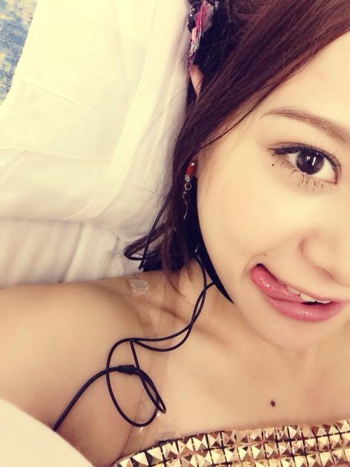 【三次】舌を出しちゃっている女の子の画像・15枚目