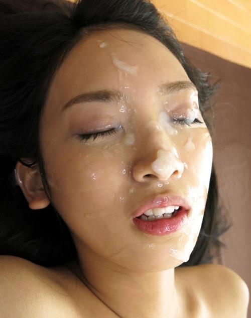 【三次】精子ぶっかけられてる女の子のエロ画像part3・27枚目