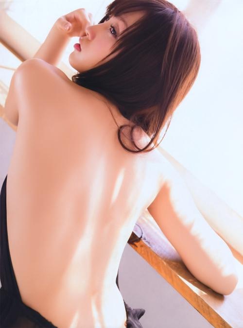 【三次】女の子の背中でハアハアしたい時のためのエロ画像・14枚目