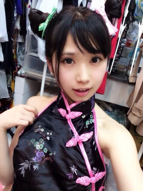 【三次】チャイナ服のエロ画像・17枚目