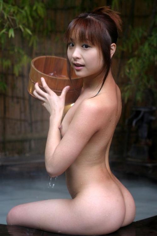 【三次】お風呂中の女の子のエロ画像part3・22枚目