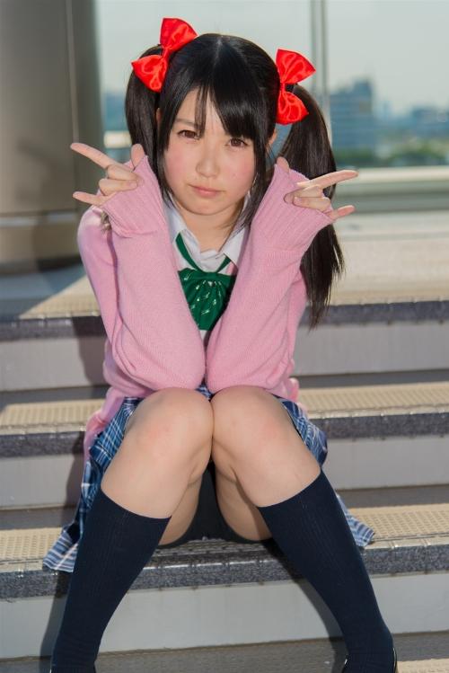 【三次】可愛い女の子のコスプレちょいエロ画像part4・24枚目