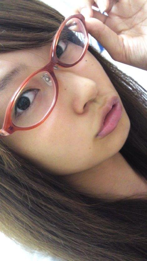 【三次】眼鏡を掛けている女の子のエロ画像・24枚目
