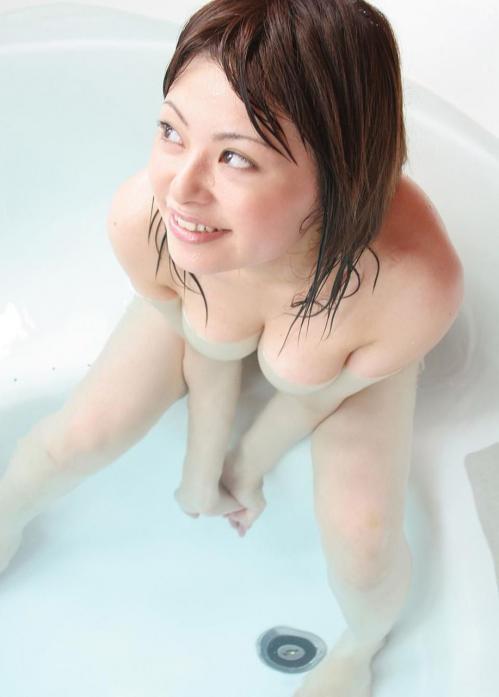 【三次】入浴中の女の子のエロ画像・22枚目