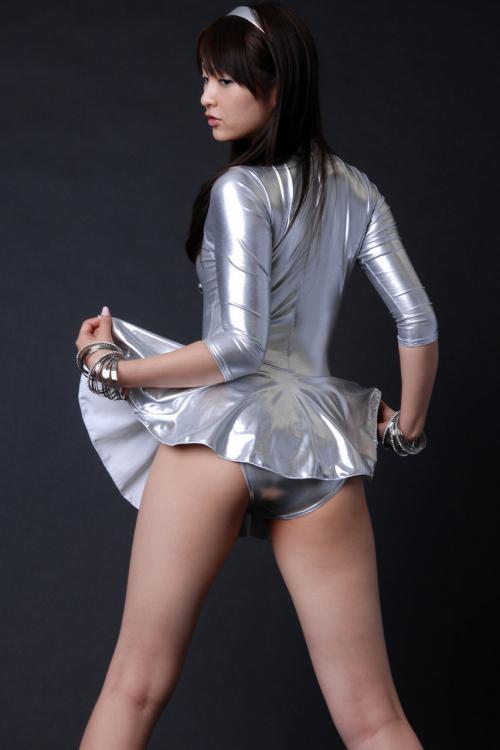 【三次】レオタード姿の女の子のエロ画像・20枚目