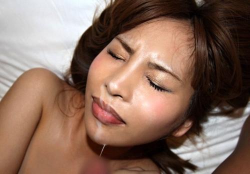 【三次】顔射されちゃった女の子のエロ画像・23枚目