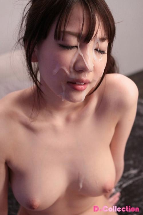 【三次】顔射されちゃった女の子のエロ画像・25枚目