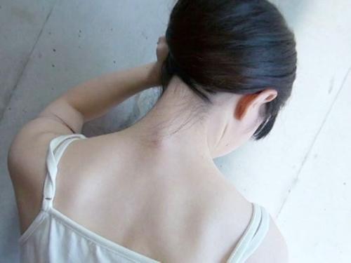 【三次】ペロペロしたくなる女の子のうなじエロ画像・27枚目