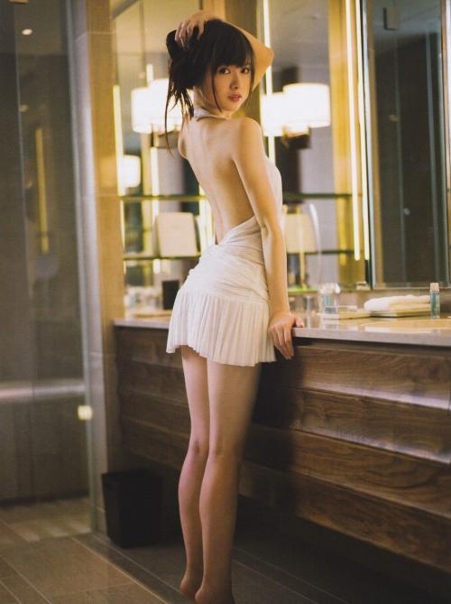 【三次】アイドル界でも最高峰の美少女!乃木坂46の白石麻衣ちゃんのセクシー画像・22枚目