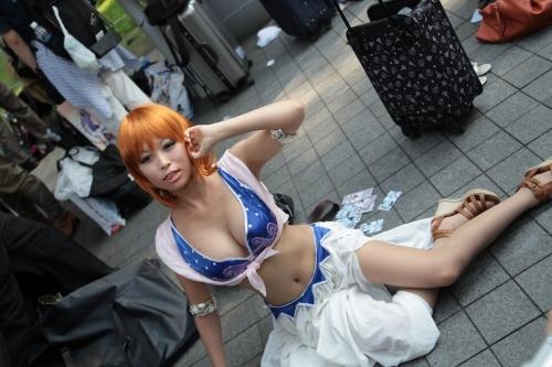 【三次】可愛い女の子のコスプレセクシー画像part7・26枚目