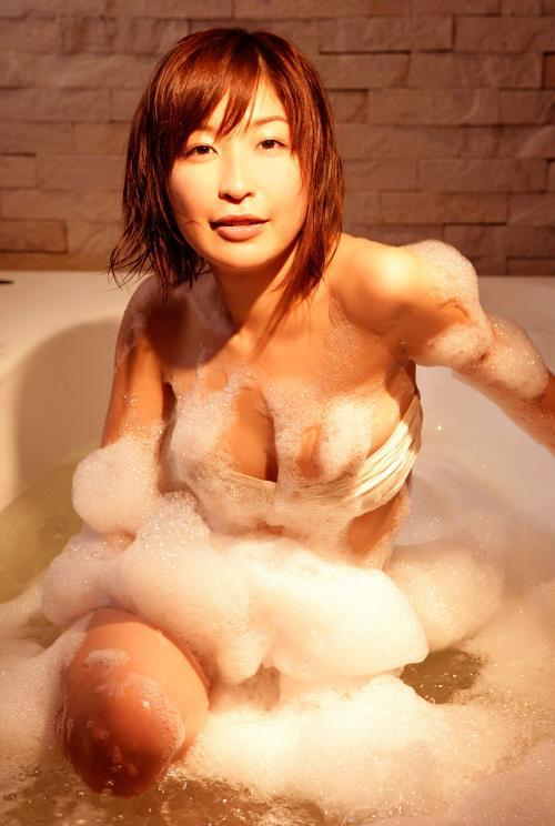 【三次】入浴中の女の子のエロ画像・25枚目
