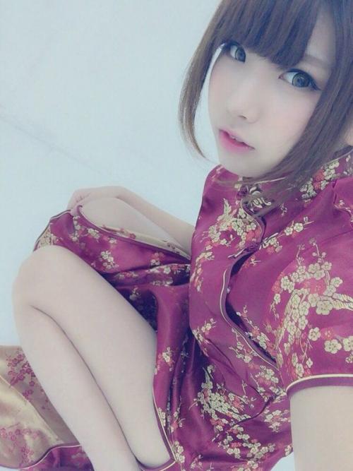 【三次】チャイナ服のエロ画像・27枚目