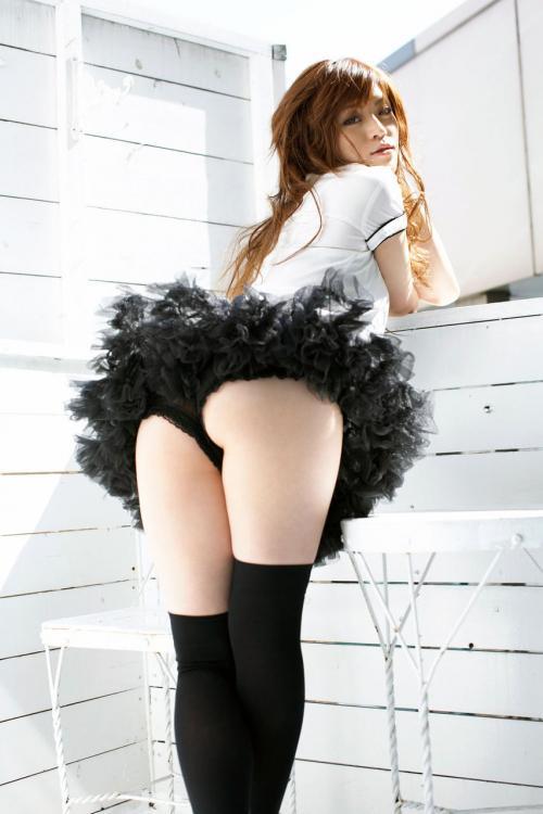 【三次】ニーソを履いた女の子のむらむらしてくる太もも画像part2・20枚目