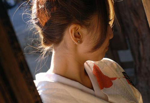 【三次】思わずハアハアしてしまう女の子のうなじ画像・23枚目