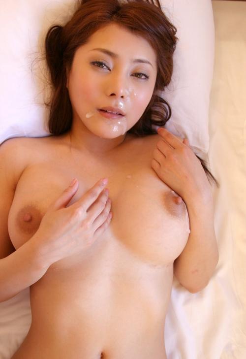 【三次】精子ぶっかけられてる女の子のエロ画像・25枚目
