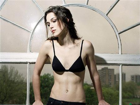 【三次】程よく筋肉質な女の子のセクシー画像part4・11枚目