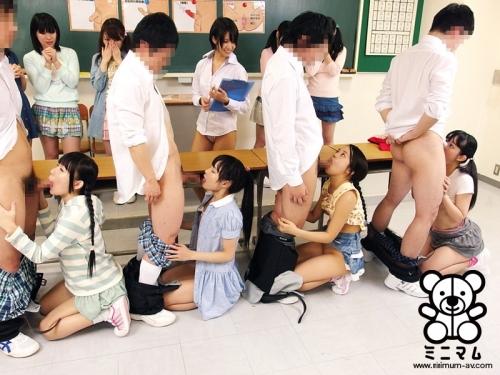 【三次】子供にしか見えない女の子が乱交しているおすすめAV&エロ画像・37枚目