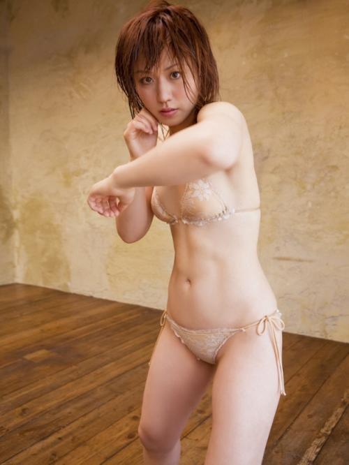 【三次】程よく筋肉質な女の子のセクシー画像part4・29枚目