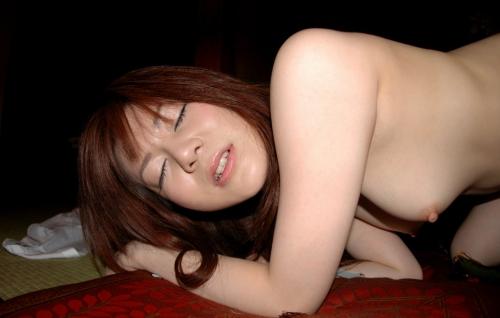 【三次】気持ち良すぎてイキ顔になってる女の子のエロ画像・29枚目