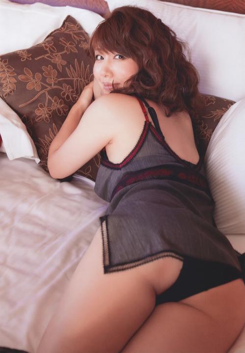 【丸み】三次女性の尻画像part3・7枚目