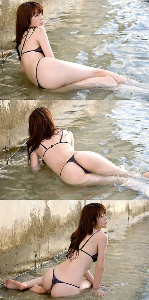 【丸み】三次女性の尻画像part3・8枚目