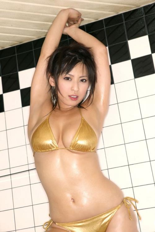 【三次】見ているとムラムラしてくる水着女子のエロ画像・14枚目