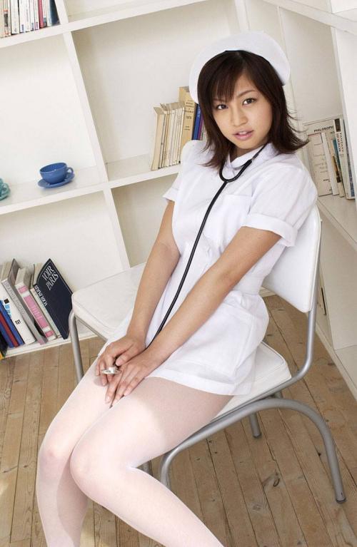 【三次】看護婦さんのエロ画像・12枚目