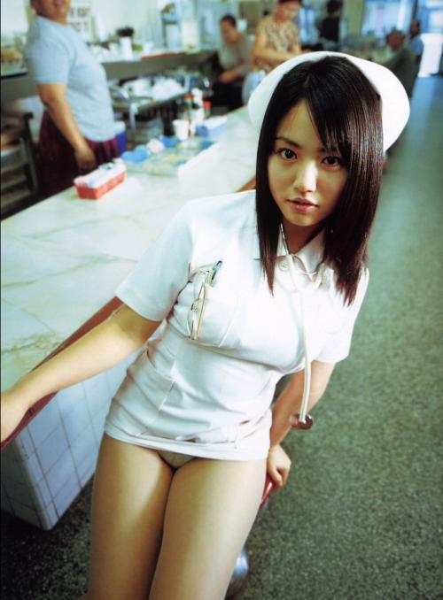 【三次】看護婦さんのエロ画像・20枚目