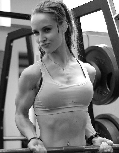 【三次】程よく筋肉質な女の子のセクシー画像part5・22枚目