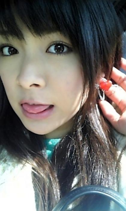 アイドルの抜ける舌出し画像part4・12枚目