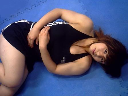 【三次】程よく筋肉質な女の子のセクシー画像part5・27枚目